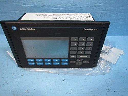 Allen-Bradley 2711-B5A2 Panel View 5.5'' Touchscreen/Keypad by Allen-Bradley