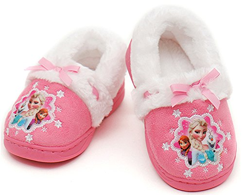 Disney Frozen Girls Comfort Slipper