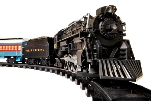 Train Set Santa - Lionel Polar Express Train Set - G-Gauge