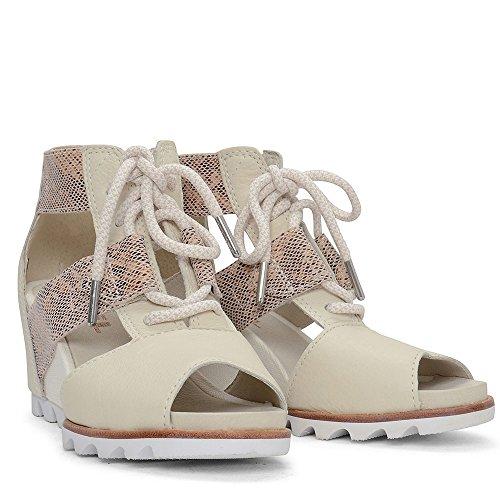 Grey Women's Sandals Joanie Sorel Lace x4HWUqq7
