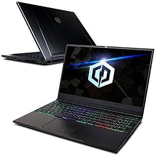 "CyberpowerPC Tracer III Slim VR GT415SVR100 15.6"" Gaming Notebook (Intel i7-9750H 2.6GHz, 8GB DDR4, NVIDIA GeForce GTX 1660 Ti 6GB, 240GB SSD, 802.11AC Wifi+Bt, RGB Mechanical KB & Win 10 Home)"