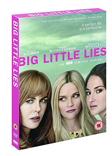 - Big Little Lies S1 [DVD] [2017]