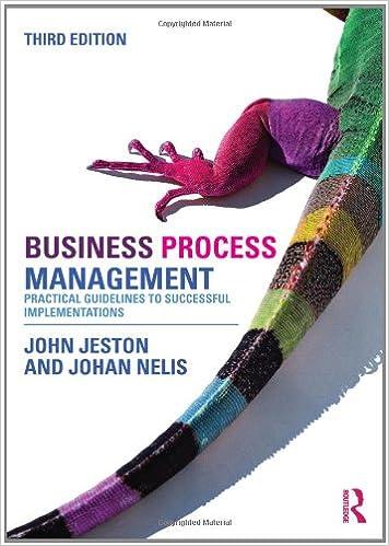Amazon fr - Business Process Management - John Jeston, Johan