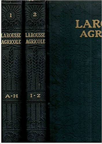 encyclopedie larousse agricole