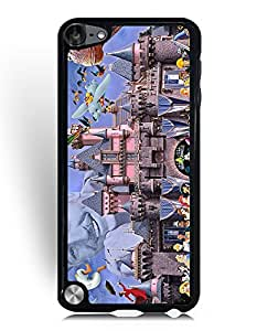 Ipod Touch 5th Funda Case, All Disney Characters Cartoon Ipod Touch 5th Funda Case Snap-on Phone Cover