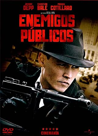 Enemigos publicos [DVD]: Amazon.es: Christian Bale, Johnny ...