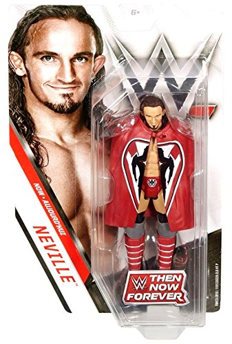 WWE Basic Series Then Now Forever Neville Exclusive Action Figure