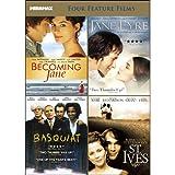 Miramax Critic's Choice V.1: Becoming Jane / Jane Eyre / Basquiat / Robert Louis Stevenson's St. Ives
