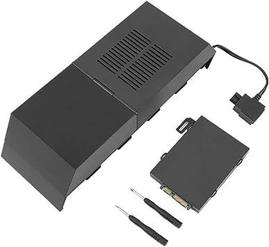 HDD Extender Data Bank Caja HDD Extender HDD de 3.5 Pulgadas expandida para una Base de actualización de Velocidad más rápida de 2 TB para Playstation 4 para PS4 (Color: Negro): Amazon.es: Electrónica