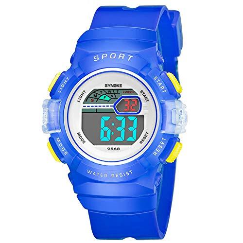 Multifunction Alarm Weekday Stopwatch Kids Sports Digital Luminous Wrist Watch by Gaweb (Image #6)