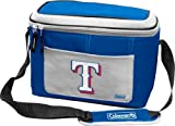 MLB Texas Rangers 12 Can Soft Sided Cooler
