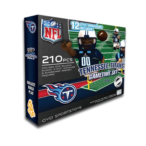 NFL Tennessee Titans Game Time Set by OYO