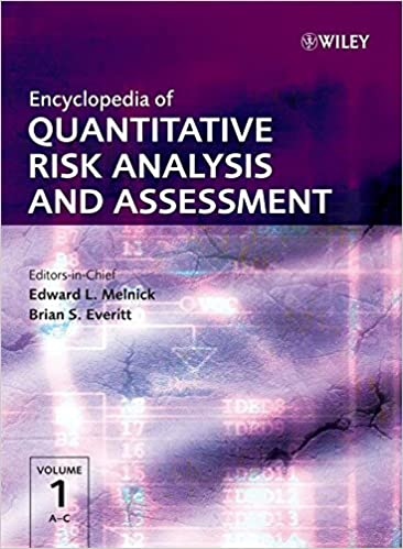 AmazonCom Encyclopedia Of Quantitative Risk Analysis And