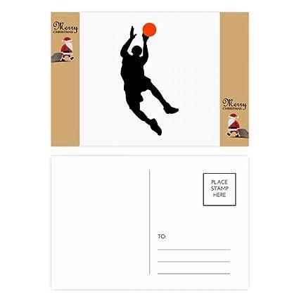 20 tarjetas de agradecimiento de Papá Noel para deportes de ...