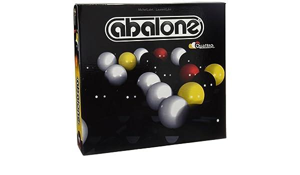 Asmodee Abulón Quattro: Juego de Estrategia: Amazon.es: Juguetes y ...