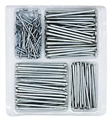 Hardware Nail Assortment Kit, Includes W...