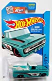 72 chevy toy truck - Hot Wheels 2015 HW City Custom '62 Chevy 72/250, Tuquoise