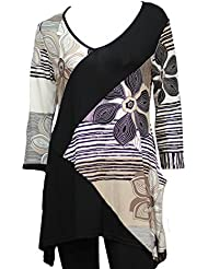 Lior paris Womens Artful Daisy Tunic