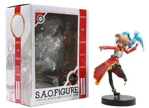 """Furyu Sword Art Online S.A.O. 2 Silica 6.5"""" Action Figure"""