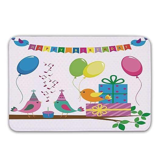 Decoraciones de cumpleaños para niños Alfombrilla ...