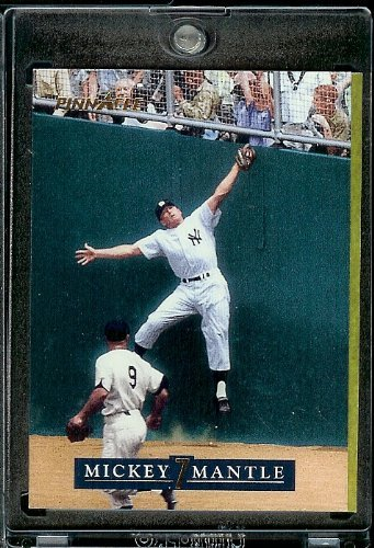 1992 Pinnacle Mickey Mantle Baseball Card #10 Roberto Clemente Mint