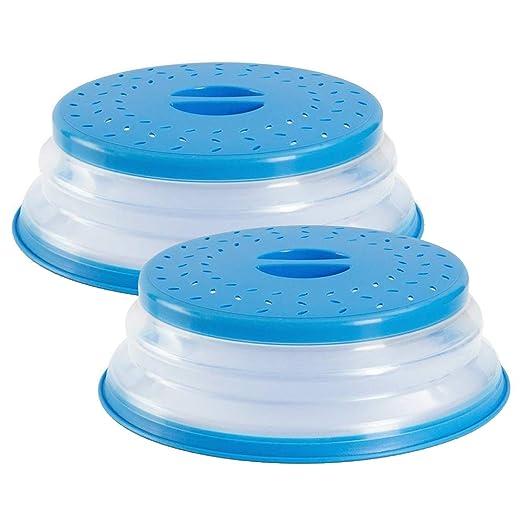Ersatzteiltresen - Tapa, silicona plegable Microondas Tapa 2 ...