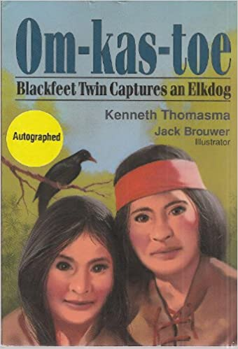 Elektronische Bücher zum kostenlosen Download Om-kas-toe Blackfeet Twin Captures an Elkdog (Signed Copy) (Amazing Indian Children Series) B004EFZ0PW ePub
