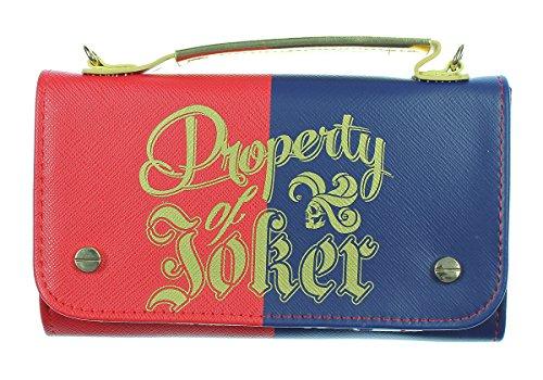 Suicide Squad Harley Quinn Handbag Wallet Hybrid Bag]()