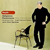 Classical Music : Haydn: Heiligmesse & Mass in Time of War