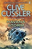 Front cover for the book The Storm by Clive Cussler