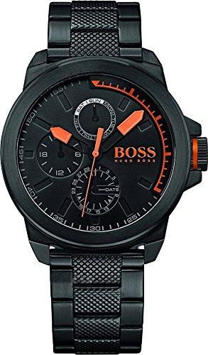 hugo boss uhren orange