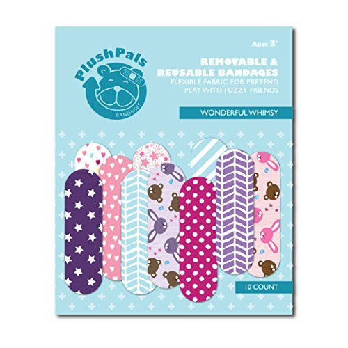 Plush Pals Bandages - Wonderful Whimsy