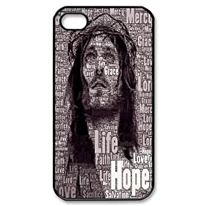 JenneySt Phone CaseLove Jesus For Iphone 4 4S case cover -CASE-13