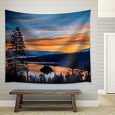 Astonishing Expert Craftsmanship, Classic Design, Calmness Moment on The Mountain at Sunset