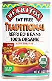 Bearitos, Fat Free Refried Beans, Traditional, 16 oz