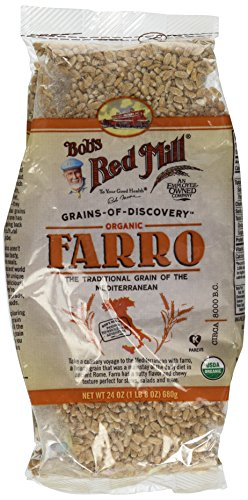 Bob's Red Mill Organic Farro - 24 oz