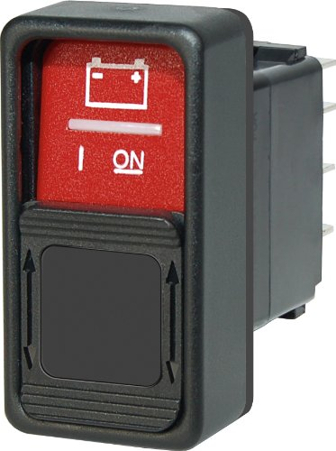 Blue Sea Systems SPDT Remote Control ON-ON Contura Switch