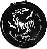 Manic Panic Virgin White Pressed Powder Compact Gothic Vampire