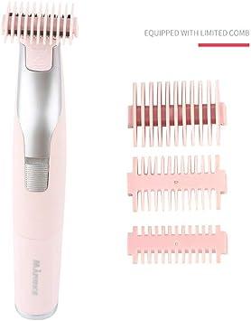 Afeitadora eléctrica para mujeres Depiladora Maquinilla de afeitar ...