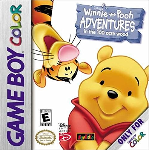 (Winnie the Pooh: Adventures in the 100 Acre Woods)