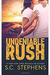 Undeniable Rush (Furious Rush) Paperback