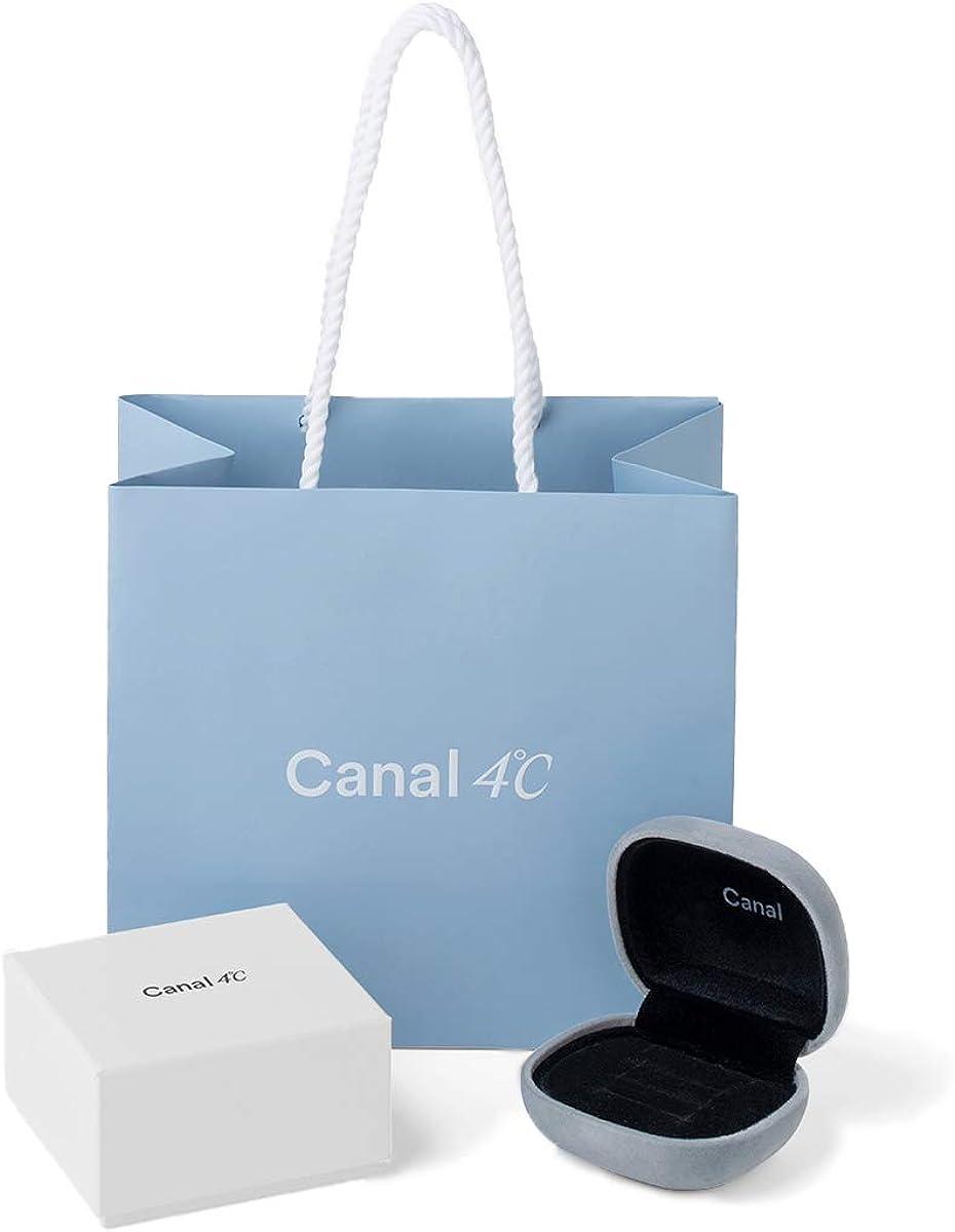 canal4℃(カナルヨンドシー)ダイヤモンドプラチナピアス 151233555004