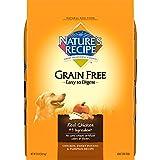 recipes di - Nature's Recipe Grain Free Easy to Digest Dry Dog Food, Chicken, Sweet Potato & Pumpkin Recipe, 24-Pound