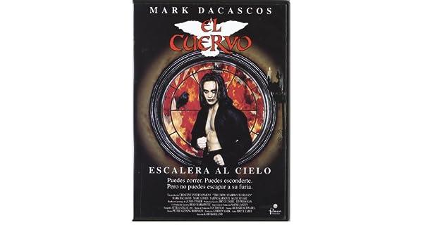 Amazon.com: El Cuervo Escalera Al Cielo (Import Movie ...