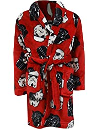 Boys' Darth Vader Stormtropper Plush Robe