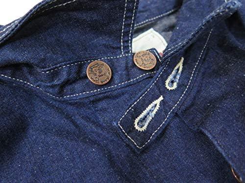 【TCBジーンズ】 デニム カバーオールジャケット TCB JEANS TABBYS JACKET 日本製