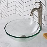 Kraus-GV-101-14-Clear-14-inch-Glass-Vessel-Bathroom-Sink