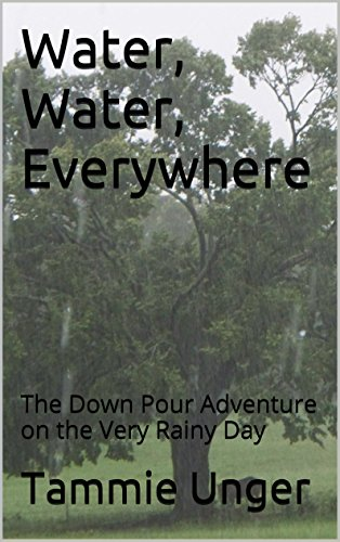 Water, Water, Everywhere Book 1: The Down Pour Adventure on the Very Rainy Day (Frog's Tales) (Day Frogs Rainy)