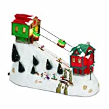 Mr. Christmas Winter Wonderland -- Cable Cars