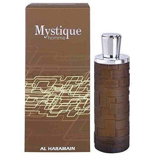 Mystique Homme Men [100ml Perfume Spray] Al Haramain
